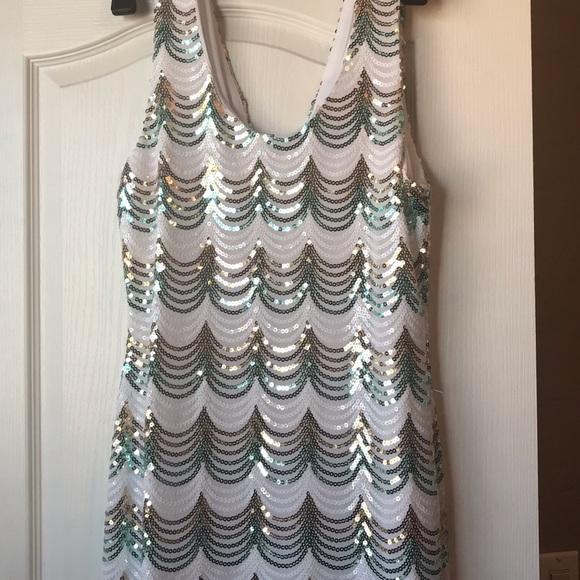 aaee60de3cf Charlotte Russe Sequin New Years Eve Dress